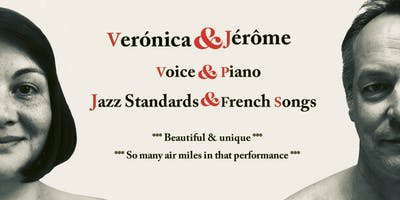 V&J - Voice & Piano - Jazz Standards & French Songs