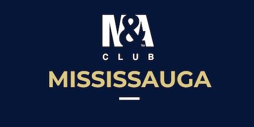 M&A Club Mississauga : Meeting April 30th, 2020