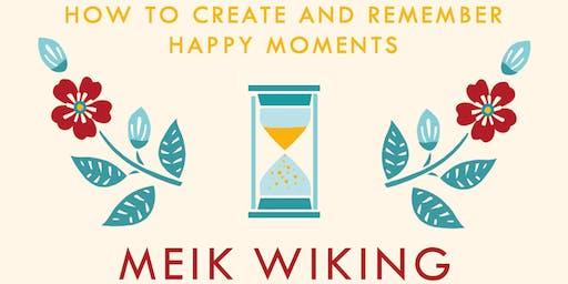 The Art of Making Memories Book Launch