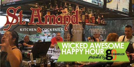 Wicked Awesome Happy Hour St Amand tickets
