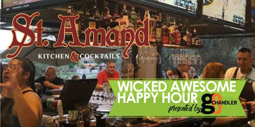 Wicked Awesome Happy Hour St Amand