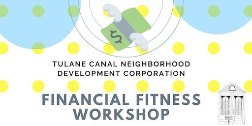 Tulane Canal Neighborhood Development Corp: Financial Fitness Workshop