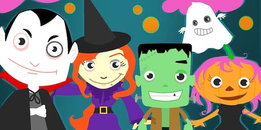 Halloween Event for kids