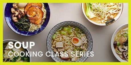 Soup Series: Ramen tickets