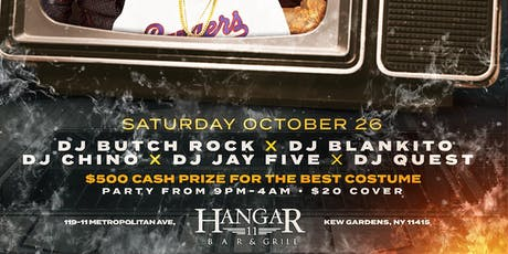 $500 Costume Prizes at Queens Finest Halloween Bash at Hangar 11 in Queens! tickets