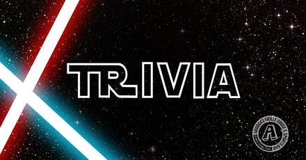 Arooga's Shelton  'Star Wars' Trivia Night - Win Great Prizes tickets