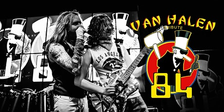 84′ (THE ULTIMATE VAN HALEN TRIBUTE) tickets