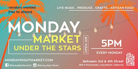 Monday Night Market - Under the Stars tickets