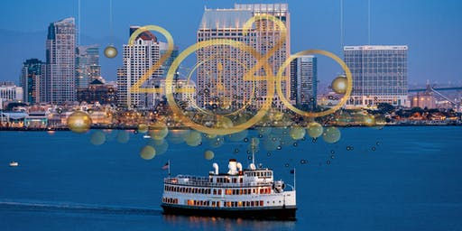 Hornblower New Year's Eve VIP Gala Dinner Cruise