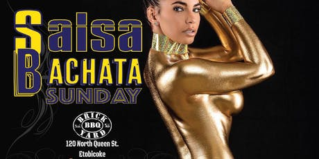 Salsa and Bachata Sunday | Latin DJs, Dance Lessons, Social Party tickets