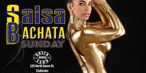 Salsa and Bachata Sunday | Latin DJs, Dance Lessons, Social Party