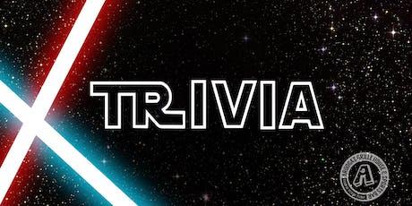 Arooga's Attleboro 'Star Wars' Trivia Night - Win Great Prizes tickets