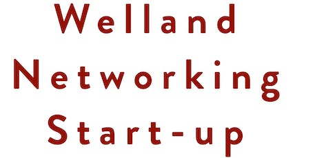 Welland BNI Start-up Networking tickets