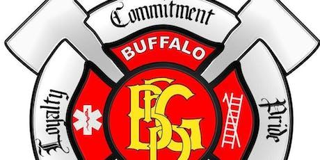 Firefighter Paramedic Orientation and Written Exam tickets