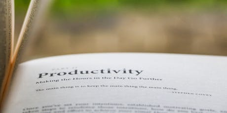 Productivity: It's Not by Chance [Detroit, MI] tickets