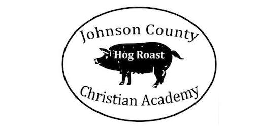 Johnson County Christian Academy Hog Roast!