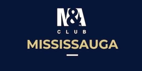 M&A Club Mississauga : Meeting November 26th, 2020 tickets