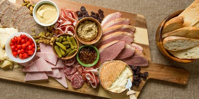 Meat and Cheese with Les Trois Petits Cochon