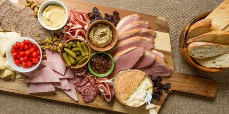 Meat and Cheese with Les Trois Petits Cochon tickets