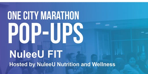 Free Fitness Class- One City Marathon Community Event
