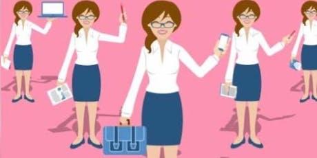 Encontro de  Mulheres Empreendedoras - Palestra Mulheres Equilibristas ingressos
