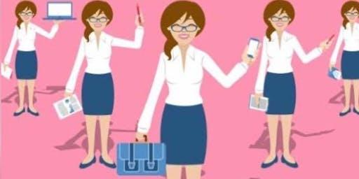 Encontro de  Mulheres Empreendedoras - Palestra Mulheres Equilibristas