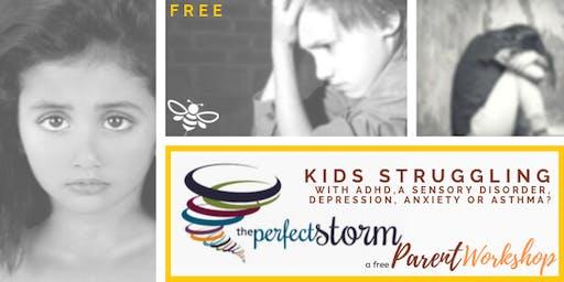 Free Parent Workshop - The Perfect Storm