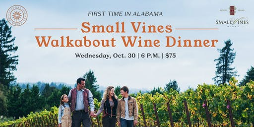 Small Vines Wine Event