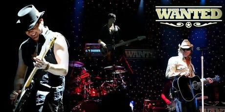 WANTED (THE ULTIMATE TRIBUTE TO BON JOVI) tickets