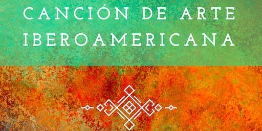 Canción de Arte Iberoamericana