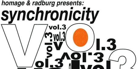 Synchronicity vol. 3 tickets