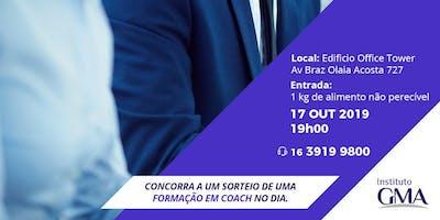 [RIBEIRÃO PRETO/SP] Workshop - VOCÊ COACH 17/10