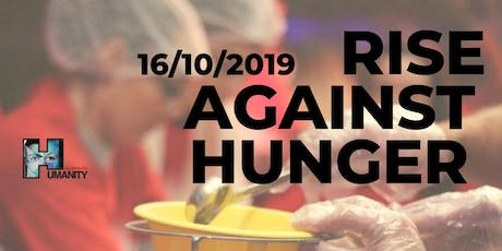 Rise Against Hunger tickets