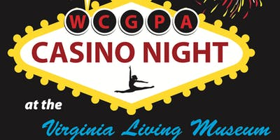 WCGPA Casino Night