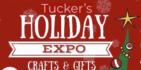 TUCKERS HOLIDAY EXPO tickets