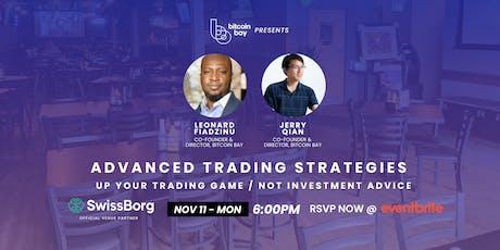 Bitcoin Bay -Blockchain Event  -Advanced trading strategies tickets