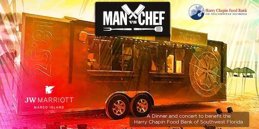 Man vs Chef Grand Finale Celebration