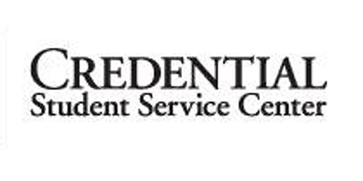Credential Information Session - Hayward Campus