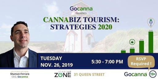 Cannabiz Tourism: Strategies 2020