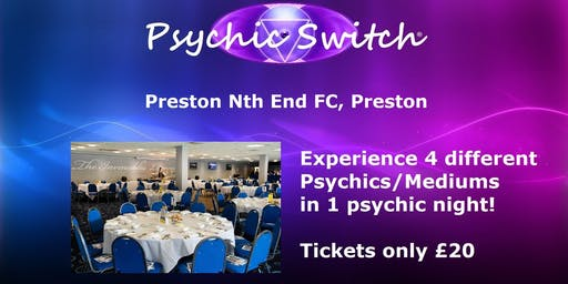 Psychic Switch - Preston