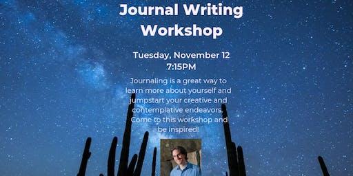 Journal Writing Workshop