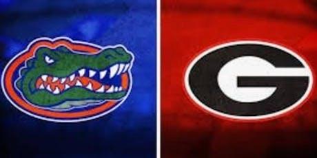 Florida Gators vs Georgia Bulldogs Parking tickets