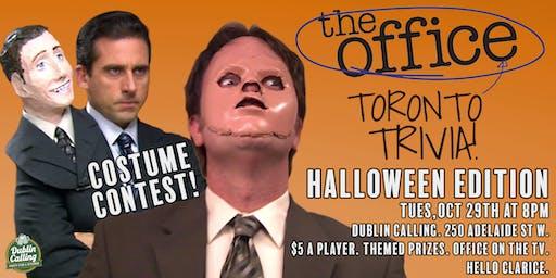 The Office Toronto Trivia: Halloween Edition!