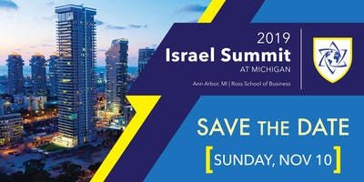 The Israel Summit at Michigan