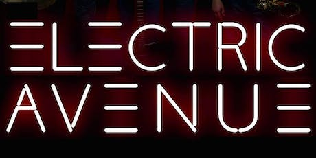 ELECTRIC AVENUE (THE 80S MTV EXPERIENCE) tickets