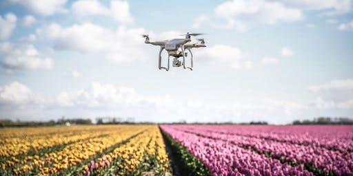 Drone Prep Course, October 17 & 18, 2019 - 9:00am to 3:00pm