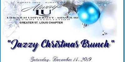 "Greater St. Louis Alumni ""Jazzy Christmas Brunch"""
