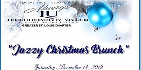 "Greater St. Louis Alumni ""Jazzy Christmas Brunch"" tickets"