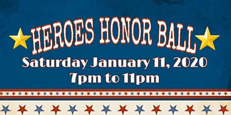 Heroes Honor Ball tickets