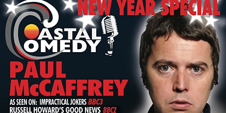 The Coastal Comedy New Year Special with TV headliner Paul McCaffrey!  tickets